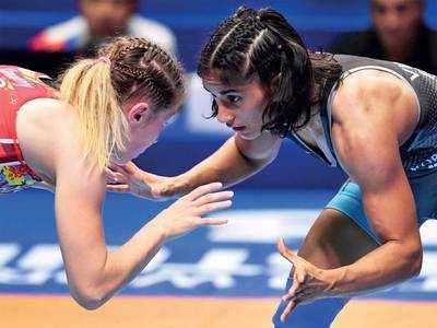 Vinesh Phogat: I lured her into leg attacks