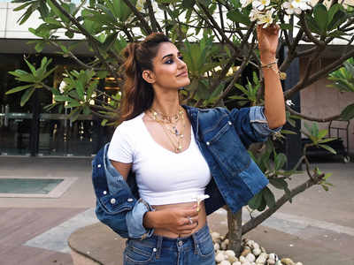 Spotted: Disha Patani in Juhu