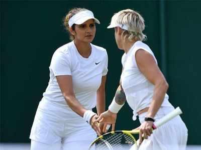 Wimbledon 2021: Mixed day for India as Sania Mirza advances, Bopanna-Sharan lose
