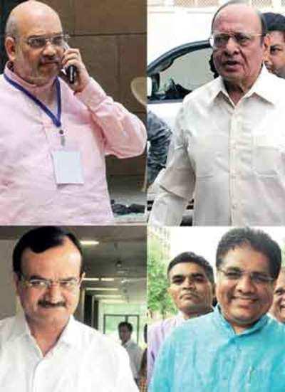 Gujarat Rajya Sabha polls: From Amit Shah to Shankarsinh Vaghela, men who made all the difference