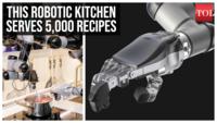 Robotic kitchen: True smart kitchen or expensive toy?