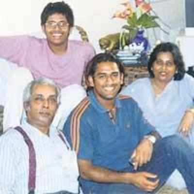 The Dhoni files