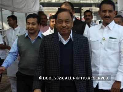 BJP leader Narayan Rane slams Congress, Uddhav Thackeray-led government