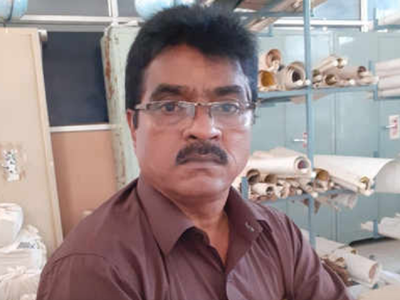 Kolhapur flood leaves professor shattered as his collection of 3,000 books is reduced to pulp