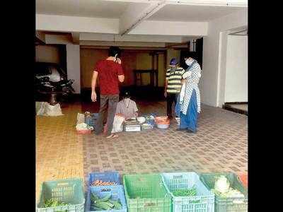 Villagers declare lockdown in Bhugaon