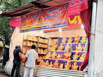 PMC will not allow illegal road stalls in run-up to Ganeshotsav
