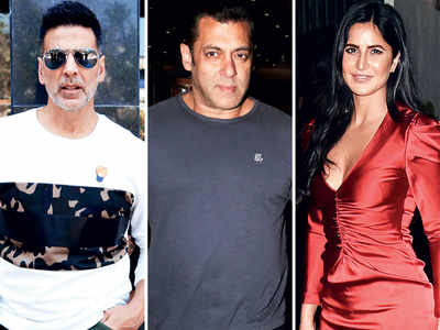 Salman Khan dials Akshay Kumar to avoid box office clash in 2020