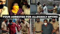 Espionage case: Four DRDO employees sent to 14-day judicial custody