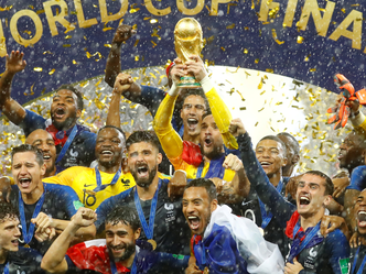 World Cup: French Four Two good for Croatian courage