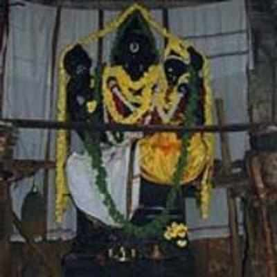 For 20 yrs, he dreamt of this temple