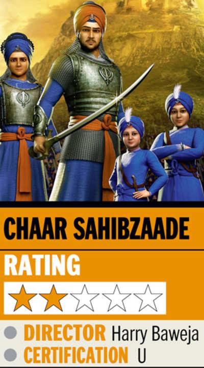 Film review: Chaar Sahibzaade