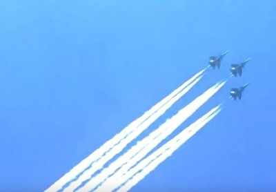Republic Day 2020 Live updates: Su-30 MKI's Vertical Charlie aerobatic manoeuvre