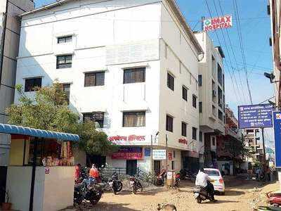 Hospital run sans permits: Wagholi gram panchayat