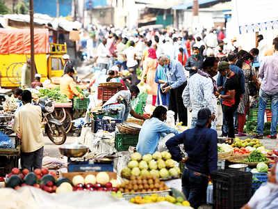 3-day lockdown in Kedgaon just before Holi festivities