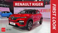 Renault Kiger | Walkaround