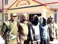 2 arrested with 13 kg charas in J&K's Udhampur