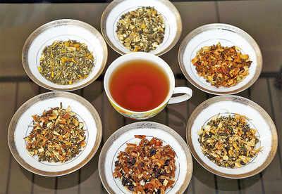 Flavoured teas find favour