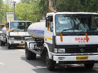 Lutyens' may need water tankers, if Haryana doesn't release more water: Delhi Jal Board