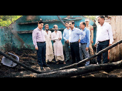 Provoked Army pounds 4 terror camps in PoK