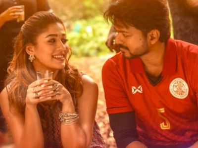 Bigil movie review: This Thalapathy Vijay, Nayanthara-starrer is an engaging entertainer