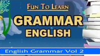 Kids Grammar | Nursery Rhymes & Baby Songs - 'Fun And Learn Series in English'- Kids Nursery Grammar In English