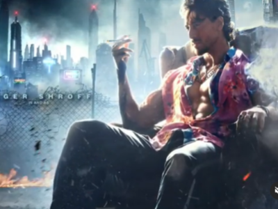 Tiger Shroff unveils intriguing poster of Ganapath