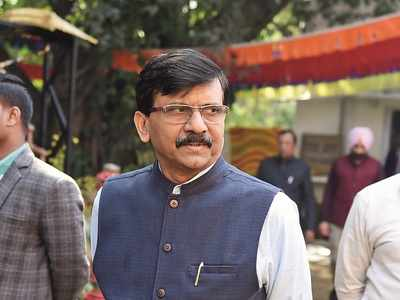 Sanjay Raut downplays Saamana editorial 'targeting' Congress, says all is well in Maha Vikas Aghadi government