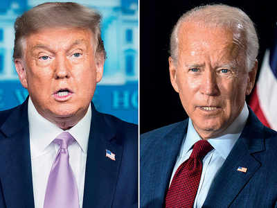 Biden leads polls as COVID-19 prevents Trump from rallies