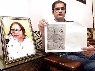 Bandra dentist fighting to get mother's body back from China