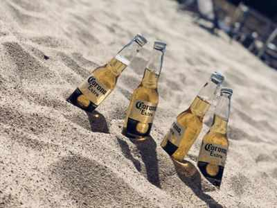Corona beer producer halts brewing over virus