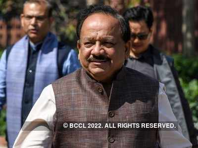 Union Health Minister Harsh Vardhan to take charge as WHO Executive Board chairman