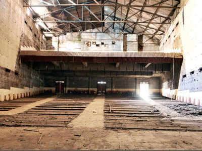 Dadar theatre stripped down to its walls, activists fear prime property may be redeveloped