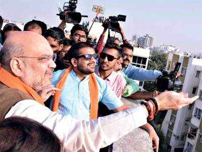Amit Shah to visit city, keep his date with kites