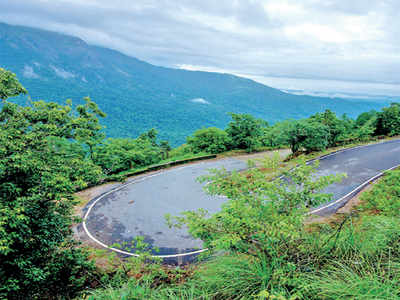 Alternate route: Bisle Ghat Road will get an upgrade