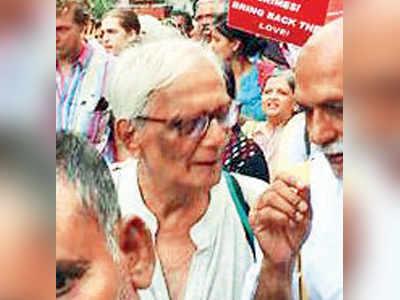 Mumbai's evergreen 82-yr-old Gandhian