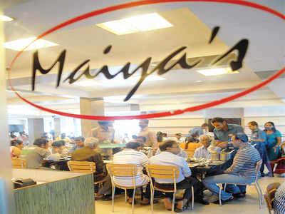 Sadananda Maiya gets control of Maiya's Beverages and Foods