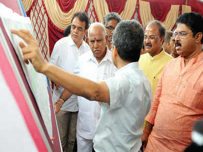Prioritize Metro work, tech corridors, Bengalureans ask Chief Minister BS Yediyurappa
