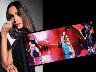 Malaika Arora's absence brings Remo D'Souza on set of India's Best Dancer