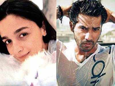 Here's what the monsoon means for Alia Bhatt and Varun Dhawan