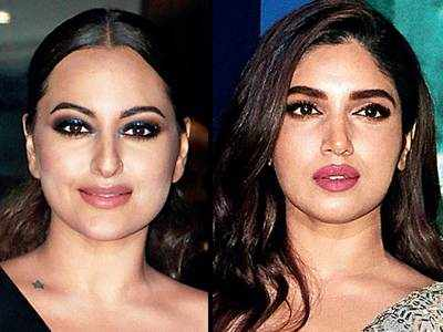 Sonakshi Sinha and Bhumi Pednekar speak up
