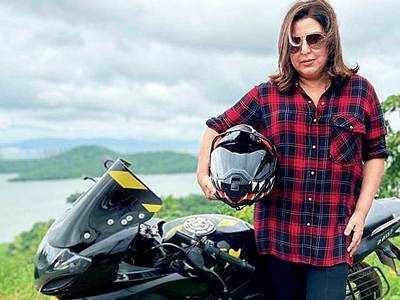 Farah Khan: I was on board Khatron Ke Khiladi in a flash when Rohit Shetty asked me to