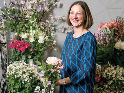 World renowned florist Jo Moody to conduct workshops in India