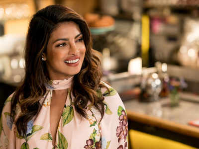 Priyanka shares pictures from behind the scenes of Sucker
