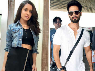 Shahid Kapoor, Shraddha Kapoor resume shoot in Uttarakhand for Batti Gul Meter Chalu