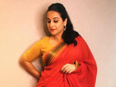 Sonam Dubal styles Vidya Balan for latest film