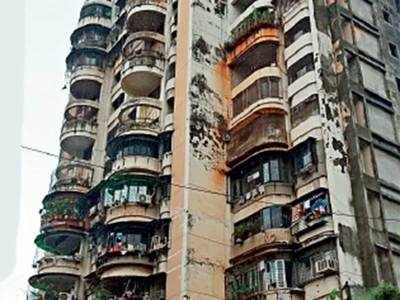 Days after tower declared dangerous, Rs 1.64 crore pledged by flat owners to save 14-storey Paradise Heights