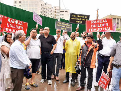 Raheja Vihar residents worried after Trust claims ownership of land on which their homes stand