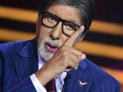 Kaun Banega Crorepati 12: Amitabh Bachchan shoots for 15 hours, see pics
