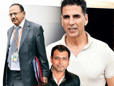 Heard this? Akshay Kumar's next with Neeraj Pandey to be based on Ajit Doval, National Security Advisor to PM Narendra Modi