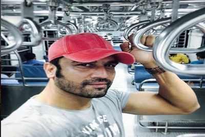 Local train's celeb guest: Sharad Kelkar